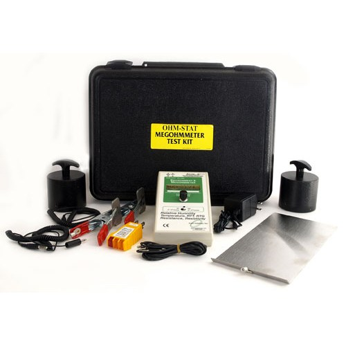 Static Solutions RT-1000 Ohm-Stat Megohmmeter Kit